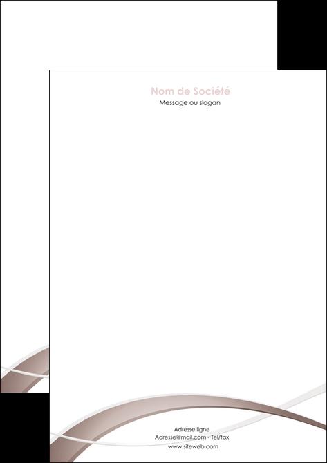 personnaliser maquette tete de lettre web design texture contexture abstrait MIS91504