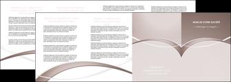 faire modele a imprimer depliant 4 volets  8 pages  web design texture contexture abstrait MIS91534