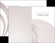 personnaliser modele de carte de visite web design texture contexture structure MLGI92436