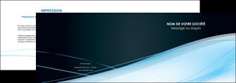 personnaliser maquette depliant 2 volets  4 pages  web design texture contexture structure MLGI92784