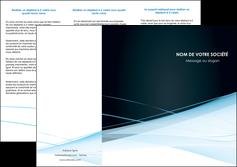 personnaliser modele de depliant 3 volets  6 pages  web design texture contexture structure MLGI92792