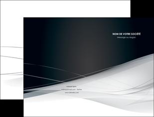 personnaliser maquette pochette a rabat web design texture contexture structure MLIG92830