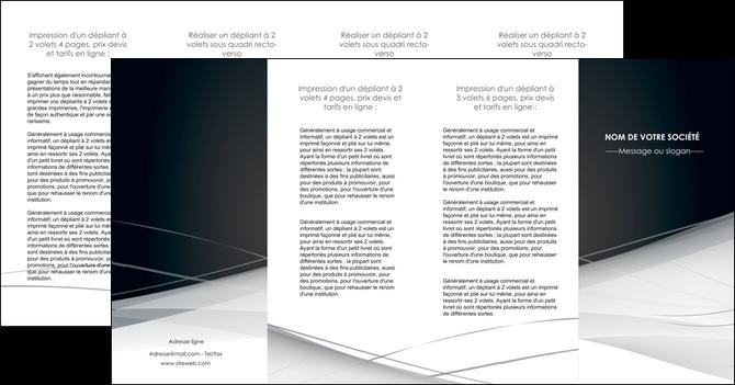 maquette en ligne a personnaliser depliant 4 volets  8 pages  web design texture contexture structure MLGI92866
