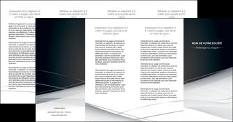 maquette en ligne a personnaliser depliant 4 volets  8 pages  web design texture contexture structure MLIG92866