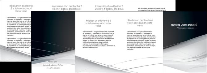 modele en ligne depliant 4 volets  8 pages  web design texture contexture structure MLIG92868