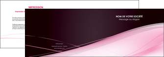 faire depliant 2 volets  4 pages  web design texture contexture structure MLGI92888