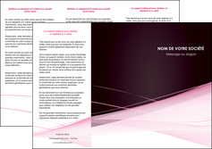 maquette en ligne a personnaliser depliant 3 volets  6 pages  web design texture contexture structure MLGI92896