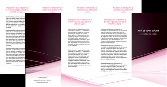 modele en ligne depliant 4 volets  8 pages  web design texture contexture structure MLGI92918