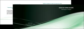 modele depliant 2 volets  4 pages  web design texture contexture structure MLGI92938