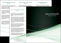 impression depliant 3 volets  6 pages  web design texture contexture structure MLGI92948