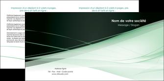 imprimerie depliant 2 volets  4 pages  web design texture contexture structure MLGI92952