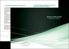 modele en ligne depliant 2 volets  4 pages  web design texture contexture structure MLGI92962