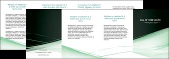 maquette en ligne a personnaliser depliant 4 volets  8 pages  web design texture contexture structure MLGI92972