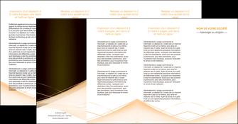 modele en ligne depliant 4 volets  8 pages  web design texture contexture structure MID93022