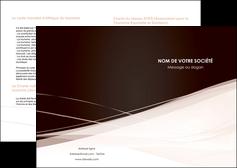 modele en ligne depliant 2 volets  4 pages  web design texture contexture structure MLGI93448