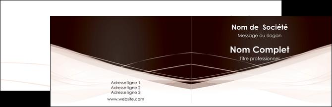 imprimer carte de visite web design texture contexture structure MLGI93450
