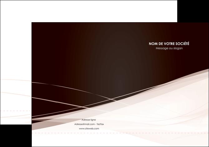 maquette en ligne a personnaliser pochette a rabat web design texture contexture structure MLGI93456