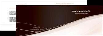 creer modele en ligne depliant 2 volets  4 pages  web design texture contexture structure MLGI93458