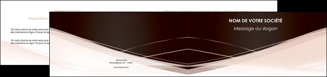 personnaliser modele de depliant 2 volets  4 pages  web design texture contexture structure MLGI93478