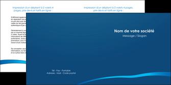 imprimerie depliant 2 volets  4 pages  web design texture contexture structure MLGI93506