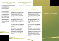 personnaliser maquette depliant 3 volets  6 pages  web design texture contexture structure MLGI93658