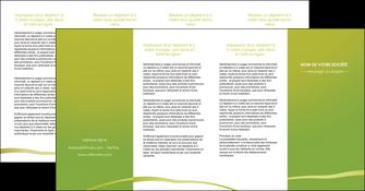 imprimerie depliant 4 volets  8 pages  web design texture contexture structure MLGI93698