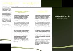 imprimer depliant 3 volets  6 pages  web design texture contexture structure MLGI93878