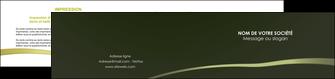 realiser depliant 2 volets  4 pages  web design texture contexture structure MLGI93888