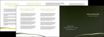 modele en ligne depliant 4 volets  8 pages  web design texture contexture structure MLGI93914
