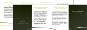 imprimer depliant 4 volets  8 pages  web design texture contexture structure MLGI93920