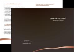 imprimerie depliant 2 volets  4 pages  web design texture contexture structure MLGI93974