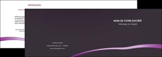 modele depliant 2 volets  4 pages  web design texture contexture structure MIF94034