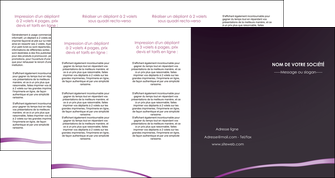 modele depliant 4 volets  8 pages  web design texture contexture structure MIF94054