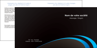 modele en ligne depliant 2 volets  4 pages  web design contexture structure fond MLGI94204