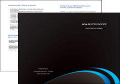modele en ligne depliant 2 volets  4 pages  web design contexture structure fond MLGI94214