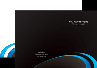 modele pochette a rabat web design contexture structure fond MIS94220