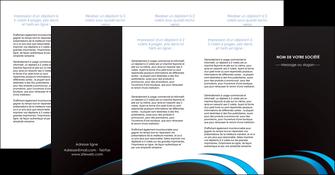 imprimer depliant 4 volets  8 pages  web design contexture structure fond MLGI94240