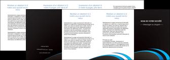 personnaliser modele de depliant 4 volets  8 pages  web design contexture structure fond MLGI94242