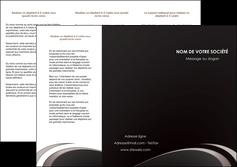 personnaliser modele de depliant 3 volets  6 pages  web design contexture structure fond MLGI94260