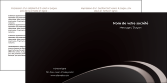 creation graphique en ligne depliant 2 volets  4 pages  web design contexture structure fond MLGI94264