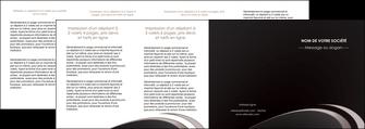 impression depliant 4 volets  8 pages  web design contexture structure fond MLGI94302