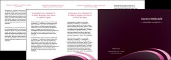 personnaliser maquette depliant 4 volets  8 pages  contexture structure fond MLGI94354