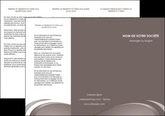 personnaliser maquette depliant 3 volets  6 pages  web design texture contexture structure MLGI94520