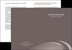 cree depliant 2 volets  4 pages  web design texture contexture structure MLGI94534