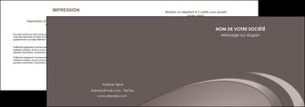 impression depliant 2 volets  4 pages  web design texture contexture structure MLGI94538