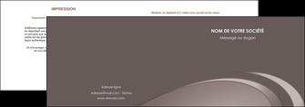 modele depliant 2 volets  4 pages  web design texture contexture structure MLIG94540