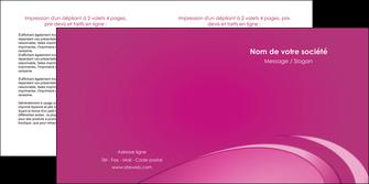 maquette en ligne a personnaliser depliant 2 volets  4 pages  texture contexture structure MLGI94576
