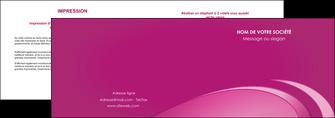 realiser depliant 2 volets  4 pages  texture contexture structure MLGI94590