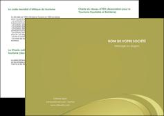 personnaliser modele de depliant 2 volets  4 pages  texture contexture structure MLGI94652