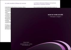 cree depliant 2 volets  4 pages  web design texture contexture structure MLIG94760